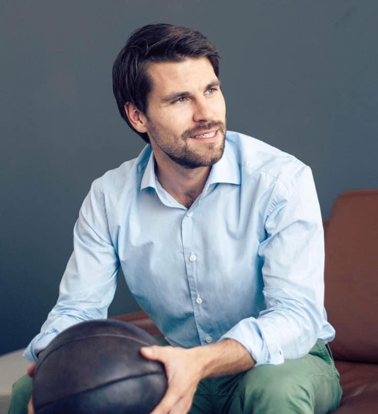 Mark Henkel CEO Paymill_