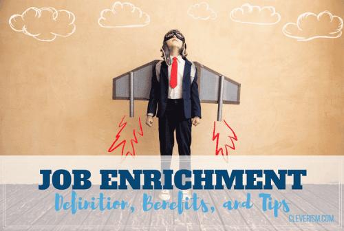 job rotation enlargement enrichmnet