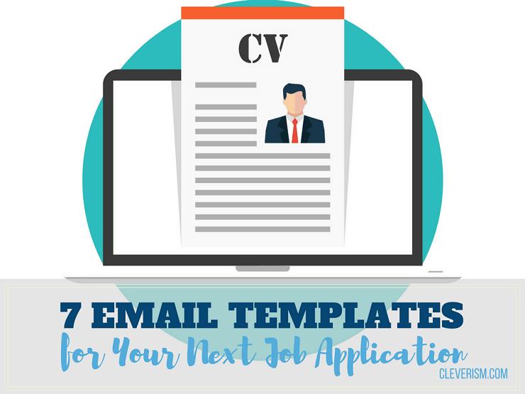 templates for job applications