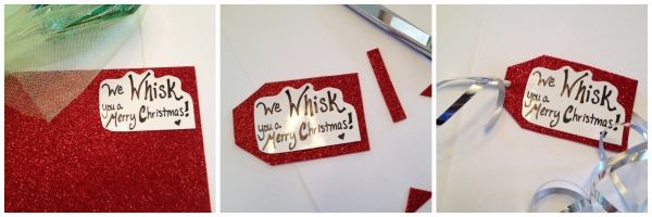 We WHISK You A Merry Christmas DIY Gift Idea Cleverly