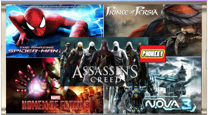 Most Downloaded Java Games