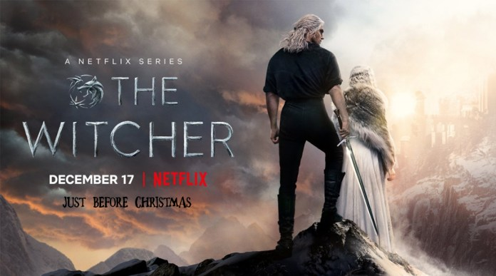 The Witcher season 2 premieres December 17th