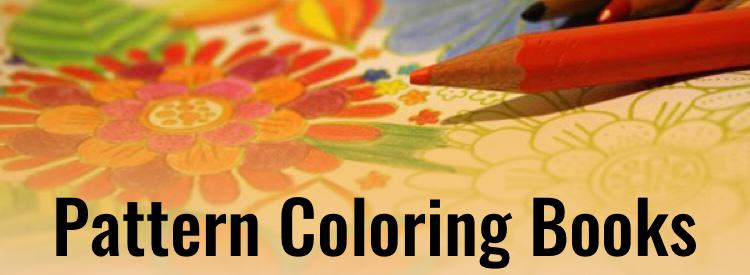 Pattern Coloring Books
