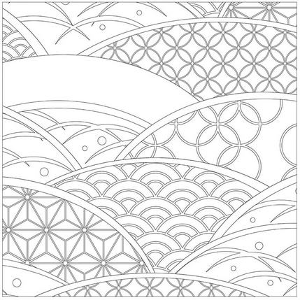 Japanese Coloring Pages - Worksheet & Coloring Pages