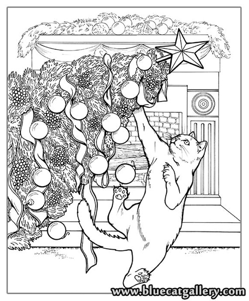 cat coloring book santas cats page1?w\u003d810 including cat lovers coloring book additional photo inside page cats on the cat coloring book including mimi vang olsen cats coloring book on the cat coloring book also 209 best images about art cat coloring on pinterest coloring on the cat coloring book besides best adult coloring books for cat lovers on the cat coloring book