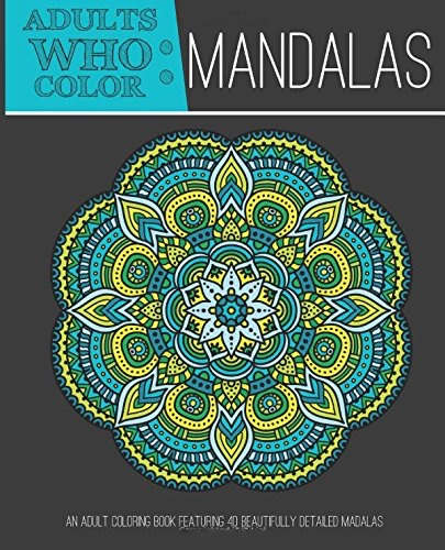 Mandala Coloring Books 20 Of The Best For Adults