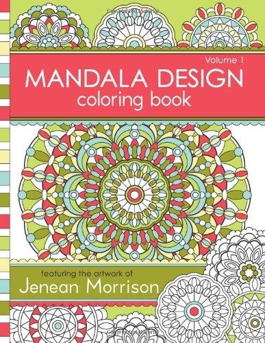 Mandala Design Coloring Book
