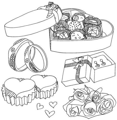 Best Valentine S Day Coloring Books For Adults Cleverpedia