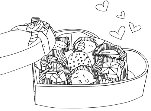 Best Valentine\'s Day Coloring Books for Adults - Cleverpedia
