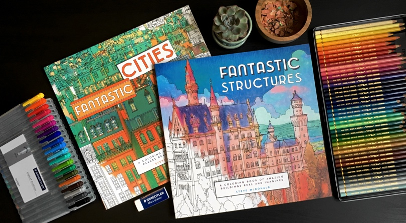 Interview With Steve McDonald Creator Of Fantastic Cities