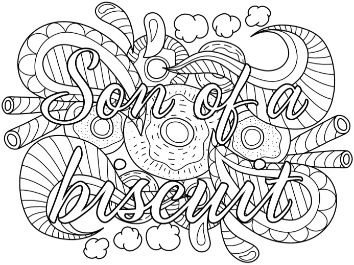 Best Swear Word Coloring Books + A Giveaway! - Cleverpedia