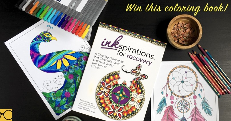 Enter To Win A Free Coloring Book By Inkspirations
