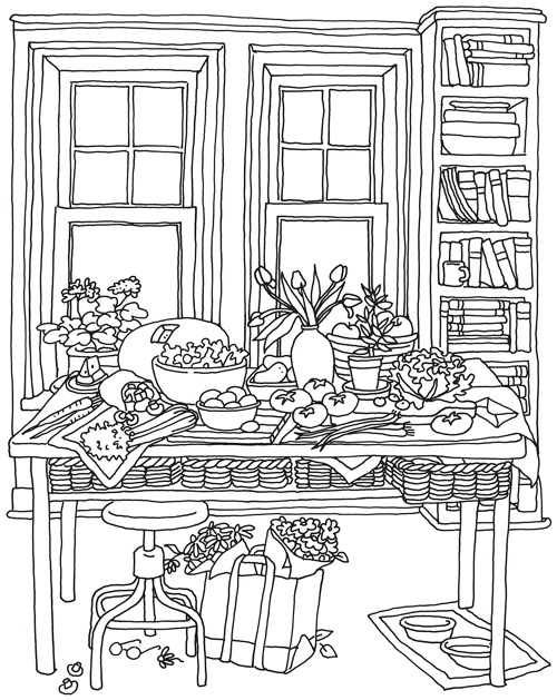chaotic coloring pages 08 | Coloring pages, Color, Sketches | 629x500