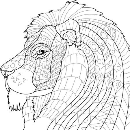 calm coloring pages - photo#31