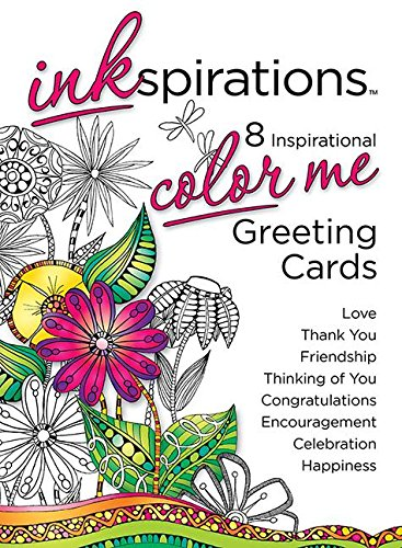Inkspirations Color Me Greeting Cards