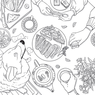Hottest New Coloring Books November Roundup