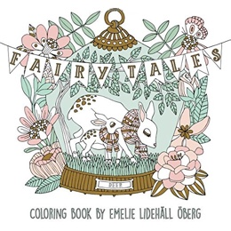 Featured new coloring book release: Fairy Tales