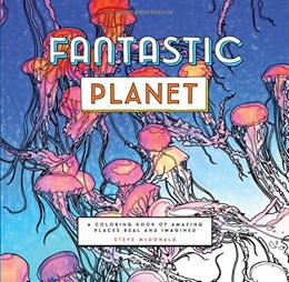 Featured new coloring book release: Fantastic Planet