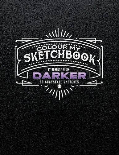 Colour My Sketchbook: Darker