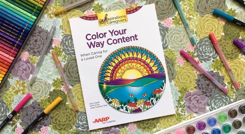 inkspirations color your way content review giveaway cleverpedia