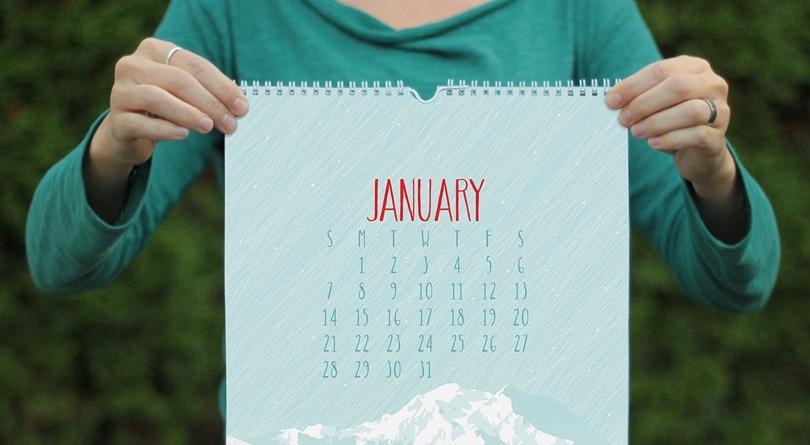 Best 2018 Wall Art Calendars: Creative Gifts - Cleverpedia