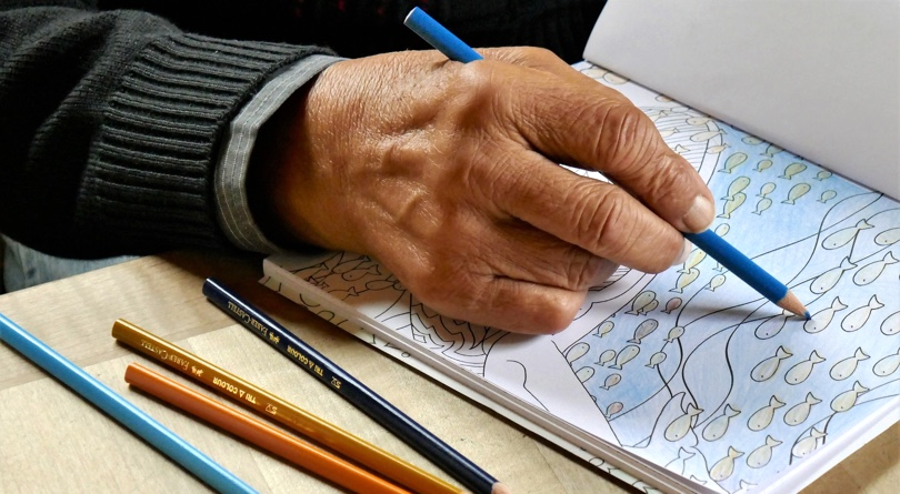 Coloring Books For Seniors Best Supplies More