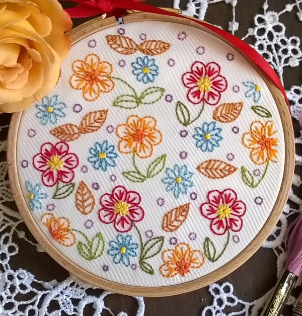 75 Modern Embroidery Kits for Beginners - Cleverpedia