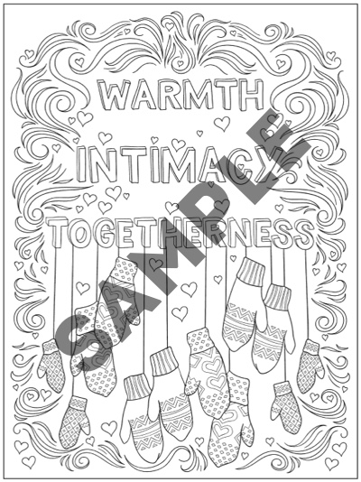 Creative Haven Happy Home A Hygge Coloring Book By Jessica Mazurkiewicz