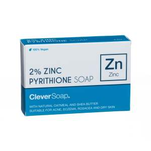 zinc pyrithione soap box single