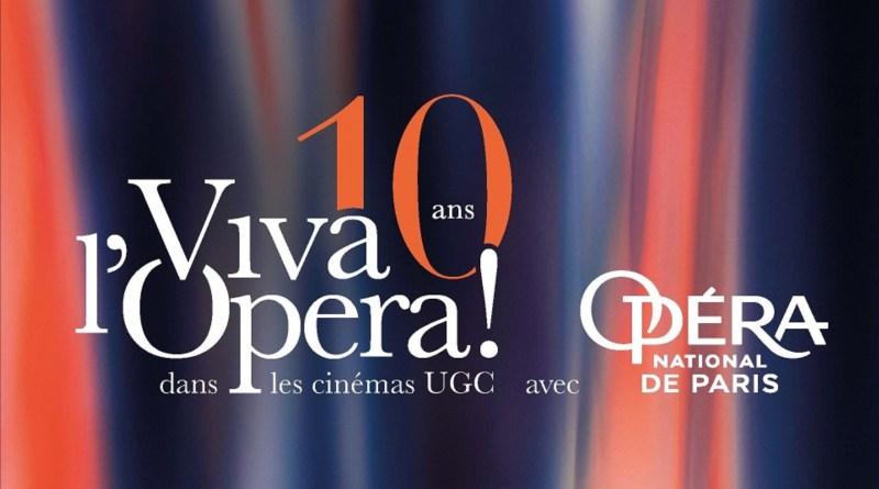 FEVRIER 2020 : Opéra au cinéma