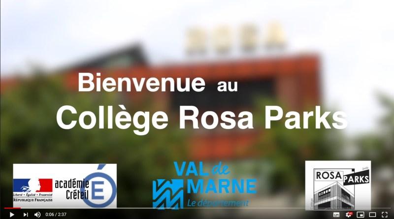 Le collège en vidéo !!!