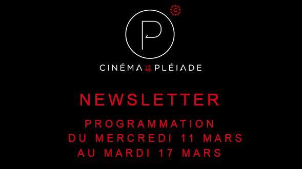 MARS 2020 : Cinéma Pleiade de Cachan