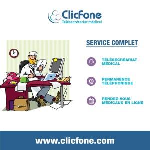 ClicFone Télésecrétariat Bruxelles