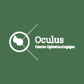 OCULUS - Centre Ophtalmologique - logo -  blanc-01
