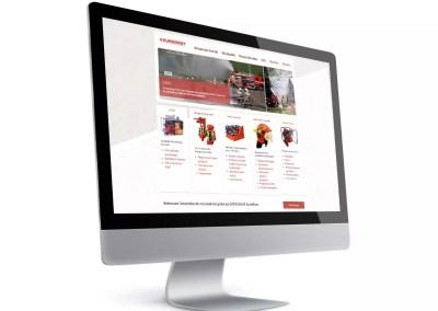 Création d'un site catalogue | Euromast