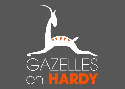 Communication visuelle | Les gazelles en hardy