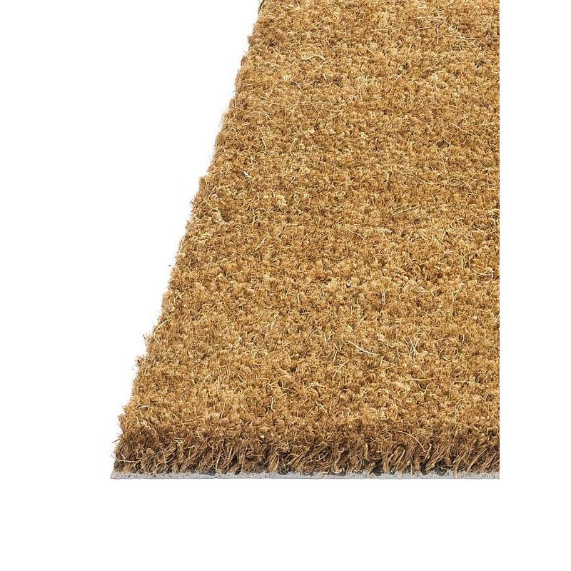 tapis brosse sur mesure paillasson en coco ruco hamat