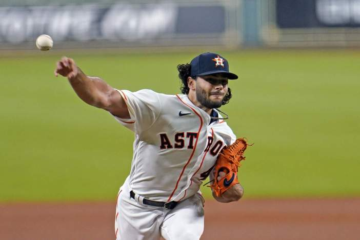Lance McCullers victorious in first start back from Tommy John surgery