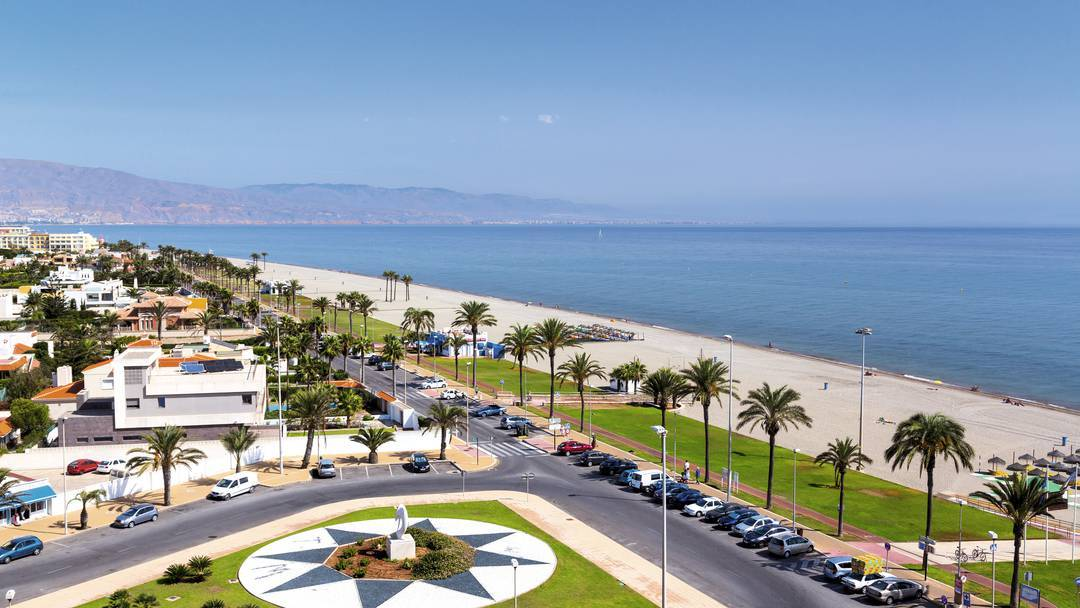 Hotels In Roquetas De Mar Almeria Spain