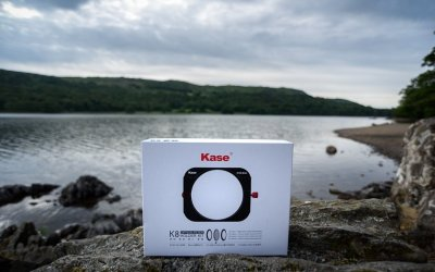 Kase K8 Filter Holder and Polariser Review