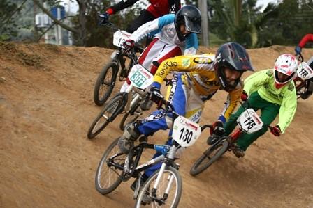 Bicicroos Competição pilotos de BC