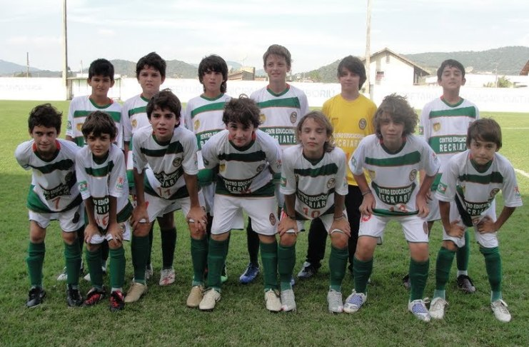 Sub-13 encara a Portuguesa-BC na terceira fase da Copa Catarinense