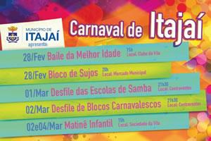 carnaval de itajai