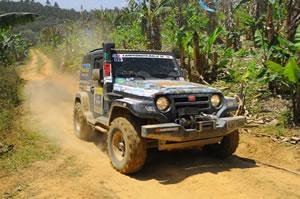 Temporada 2014 do Rally SC começa no próximo dia 22 de fevereiro. Foto: Paulo Valente