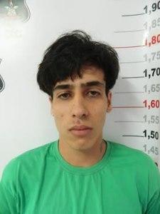 Renan Silva Veloso. Foto: DIC BC / Divulgação