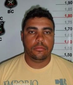 Thiago continua foragido. Foto: DIC BC / Divulgação