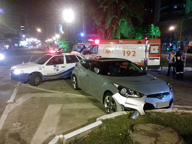 Foto: Associação dos Agentes de Trânsito de Balneário Camboriú / Divulgação