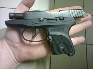 pistola calibre 380