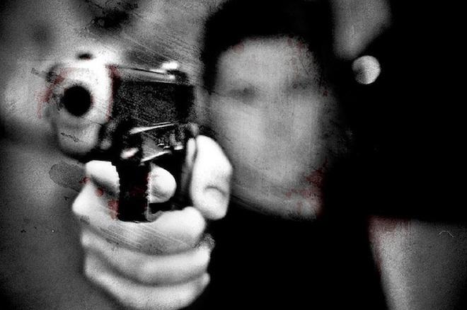 assalto arma assaltante