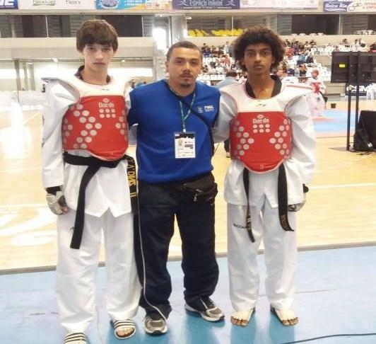 Atletas de Taekwondo são convocados para Seleção Catarinense